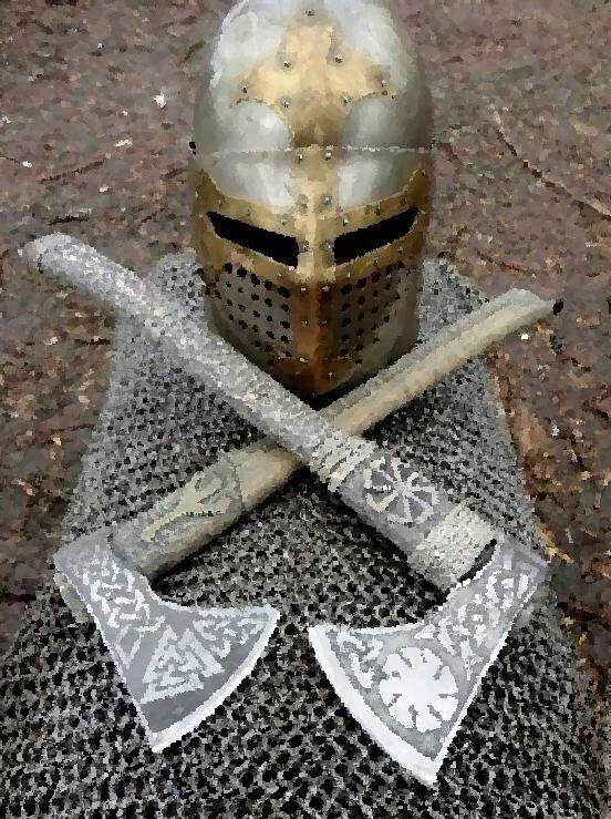 vikingWeapons