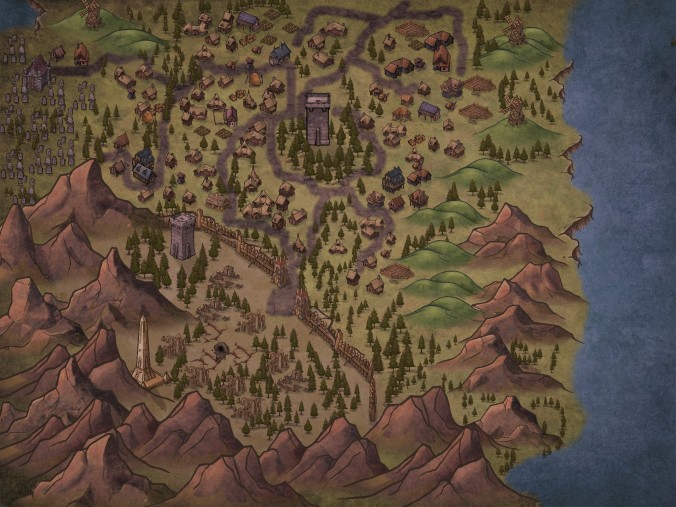 Map Ilie