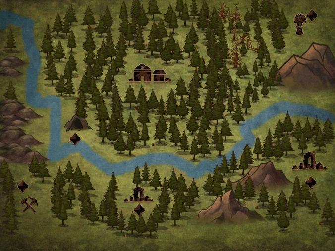 Map Liaranzan